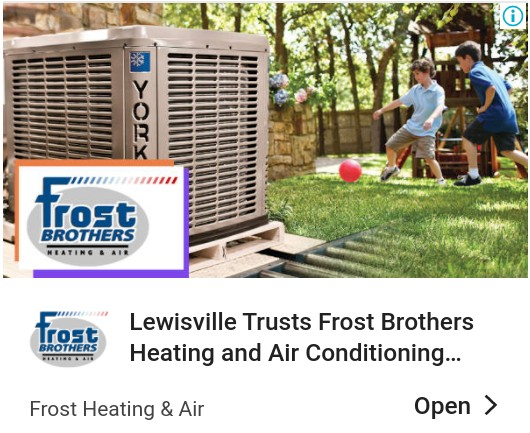 Google Display Ads HVAC