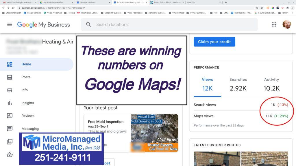 Google Maps Pensacola FL