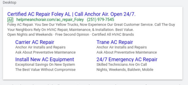 Google Ads Consultation For Plumbing Contractors