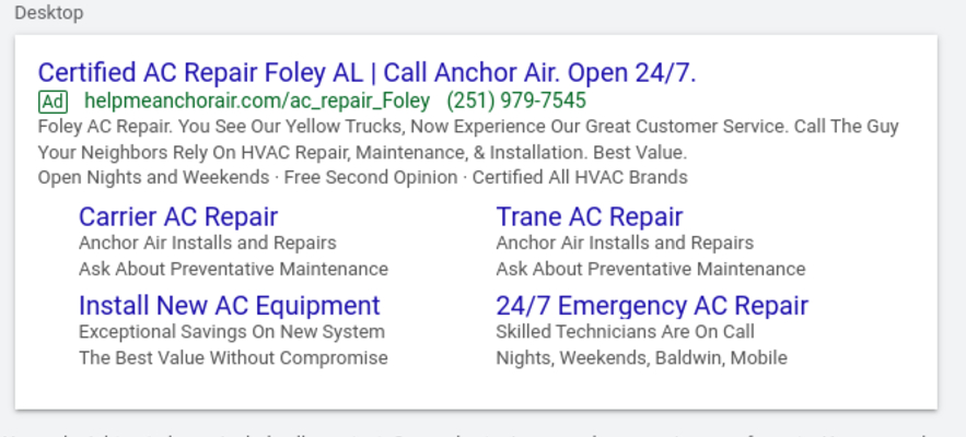 Google Ads Consultation For Plumbing Contractors