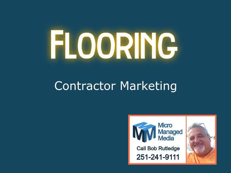 Flooring Contractor Marketing Agency