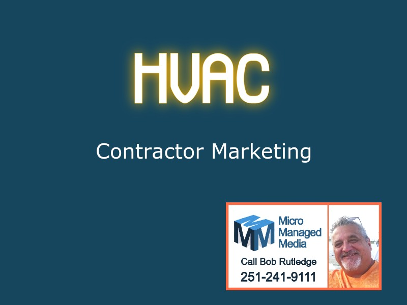 HVAC Contractor Marketing Agency