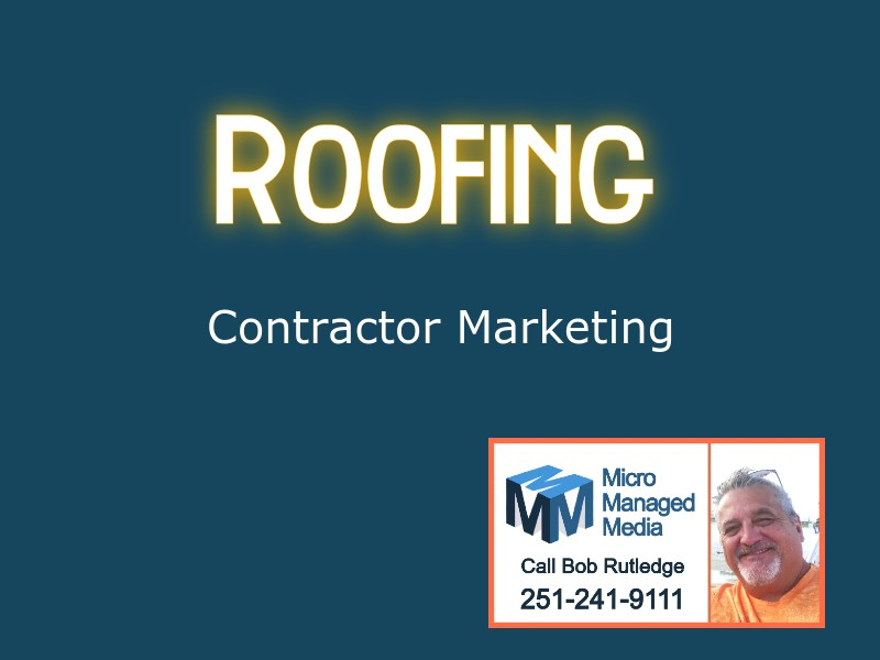 Roofing Contractor Marketing Agency