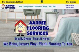 Flooring Website Design