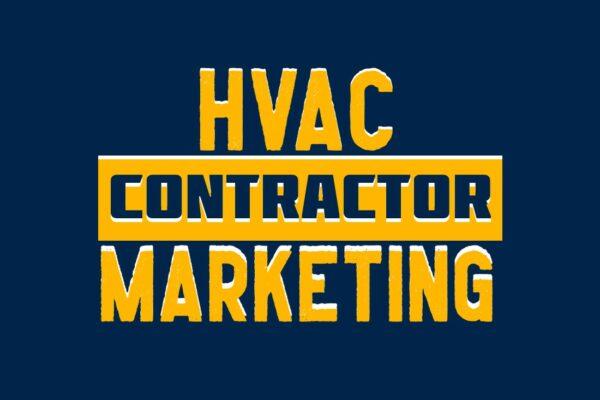 HVAC Contractor Marketing Agency