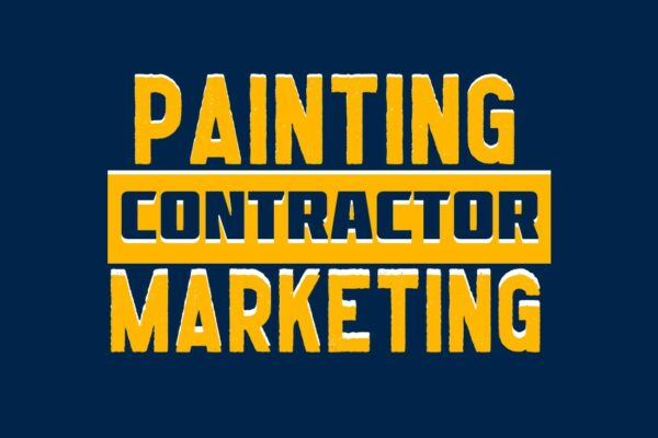 Painting Contractor Marketing Services