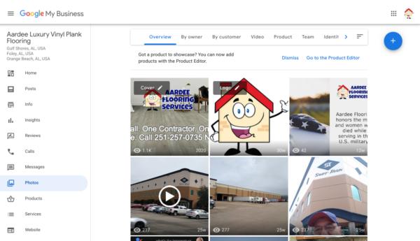 Google My Business For Flooring Contractors